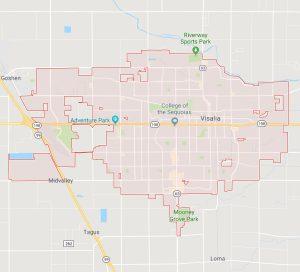 Solar Company Serving Visalia California in Tulare County 93277